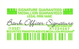 Medallion Signature Guarantee Notary Colorado Springs