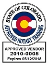 Colorado Notary Training vendor ABC Legal Docs